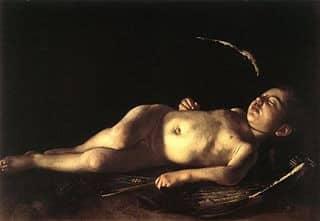 Cupido durmiente